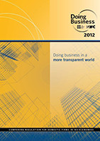 Doing Business in 2012, More transparent world