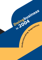 Doing Business in 2004, Understanding Regulation